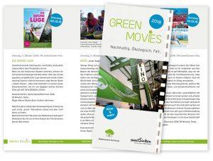 greenmovies Flyer