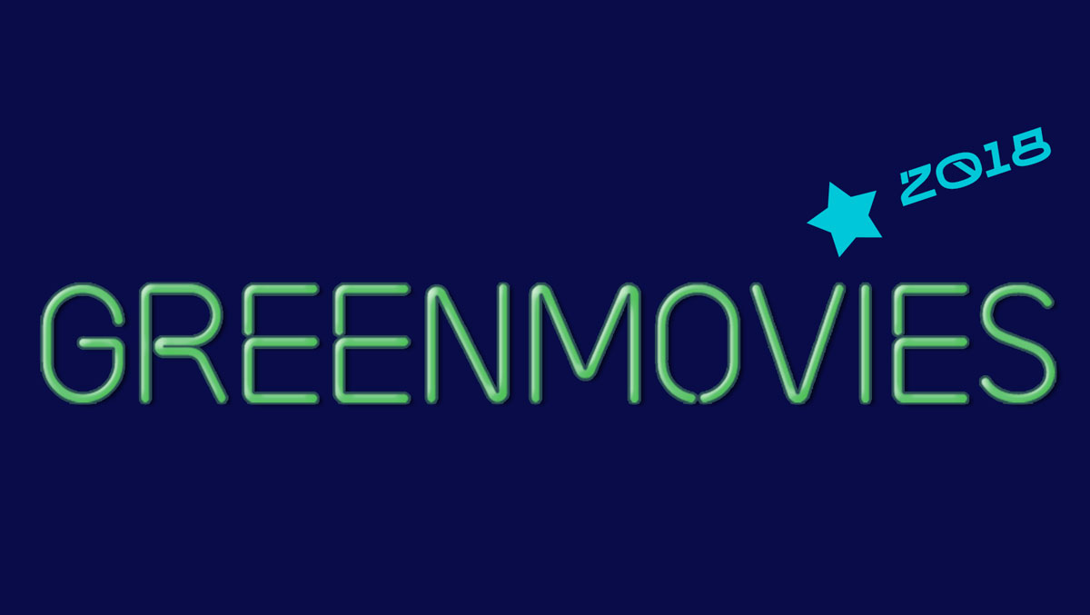 Green Movies 2018 Banner